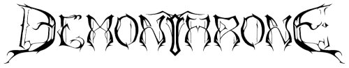 Demonthrone - Logo � Reverie Design